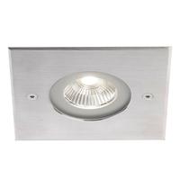 ANSELL 6W Aspect 4000K LED Square Inground Uplight