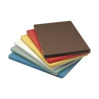 Board Yellow Economy Polyethylene Low Density 18 x 12 x 1