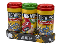 Big Wipes Wipes Triple Pack with 25% EXTRA FREE