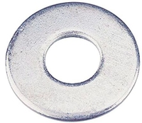 ZINC PLATED FLAT WASHER M10 EACH