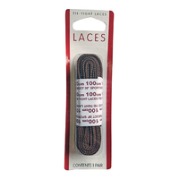 Flat Sports/Boot Lace 100cm Brown