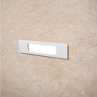 Fumagalli Nina 190 8.5W LED Wall / Brick Light White