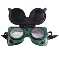 Gas Welding Goggle - Flip Up Lens