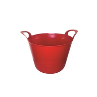 Flexi Tub 26L Medium Red