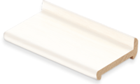 Indoors White Primed T-Rebate Moulding 2.1M X 5 Lengths