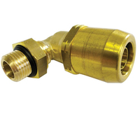 6mm Elbow Coupling Stud M22 x 1.5