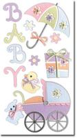 Baby Shower  Essential Craft Sticker.