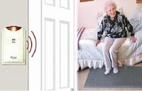 Wireless Floor Sensor Pad and Alarm (incl adapter)