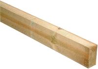 3m Timber Rail 100x47mm