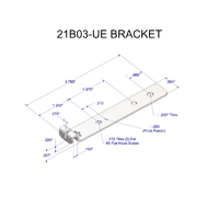 21B03-UE BRACKET ST/ST