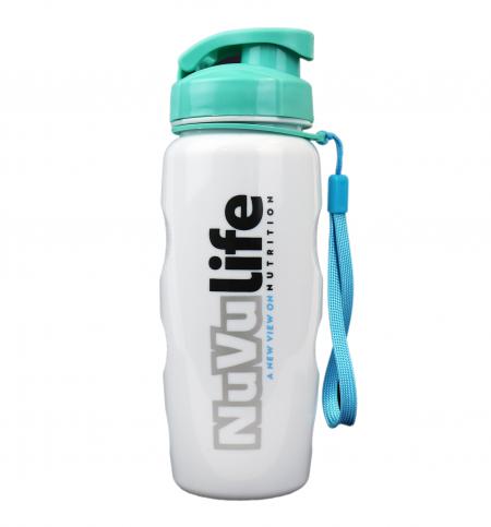 Nuvu Bottle Shaker and Lanyard