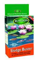 Blagdon Pond Sludge Buster - 500 gallon x 20