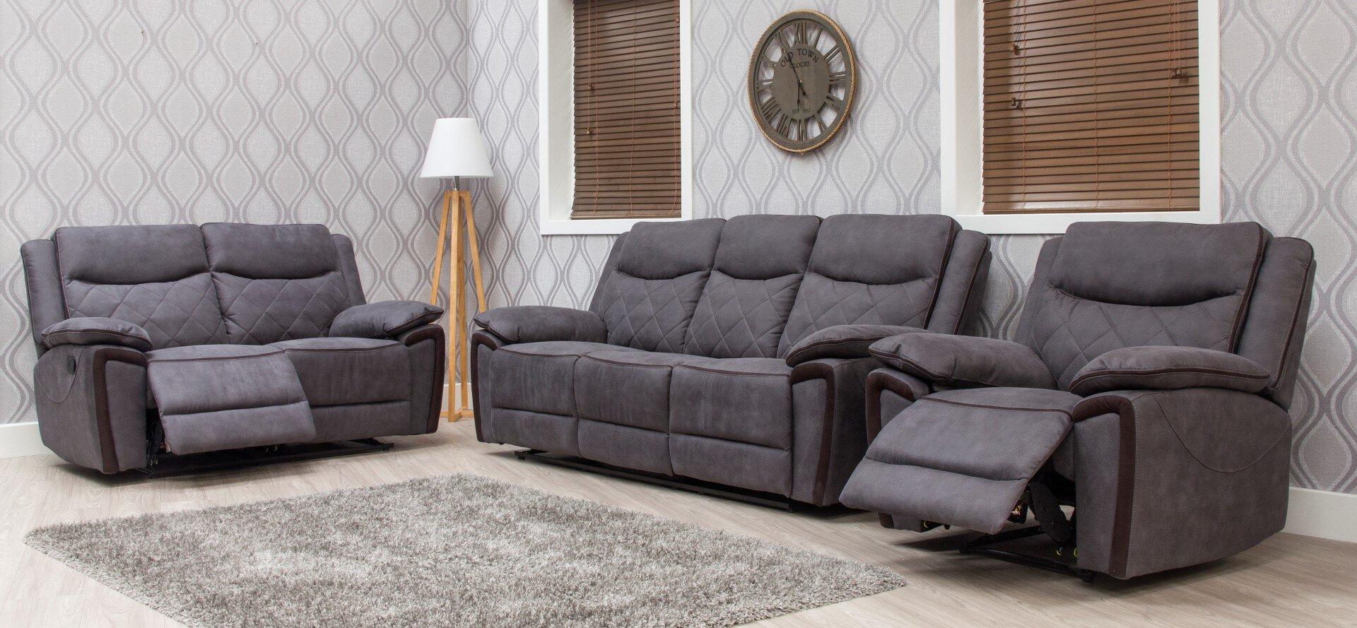 Lynx Grey Sofa 4