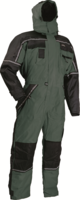 LR7033 FOX Kids Waterproof Coverall Grey