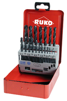 Ruko Rolled 1mm to 10mm x 19Pc.