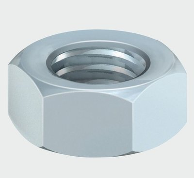 Hex Nut M6 Pack 40