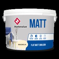 Homevalue Masonry Paint 10L Magnolia