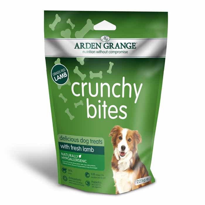 Arden Grange Crunchy Bites – with fresh lamb 225g