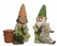 Kaemingk Sitting Gnome