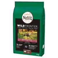 Nutro Wild Frontier Medium Dog Turkey & Chicken 10kg