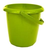 WHITEFURZE 10LTR BUCKET GREEN