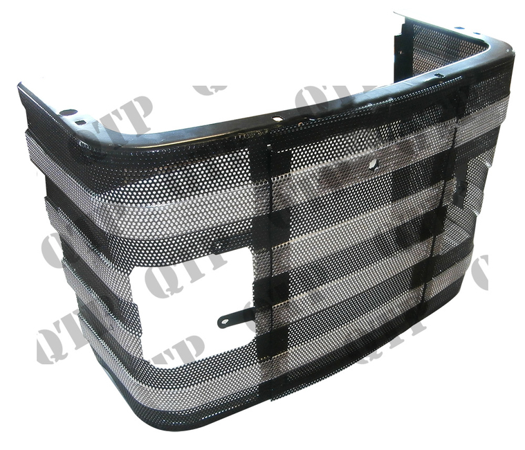 Bx25 Kubota Body Parts Grill : Grill front with light holes quality tractor