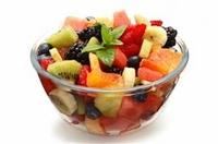 Fruit Salad In Juice