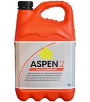 Aspen Alkylate Fuel 5 Litre 2 Stroke