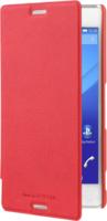 XP M4 AQUA:  Roxfit Sony Xperia M4 Aqua Folio Red