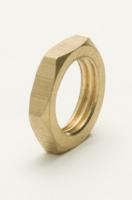 10 mm brass hex nut