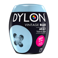 Dylon Pod Machine Dye Vintage Blue 06 350G