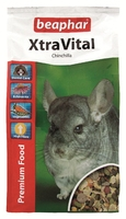 Beaphar XtraVital Chinchilla Premium Food 1kg x 4