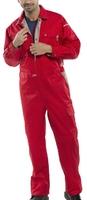 Click Premium Coverall Red