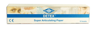 ADP DETEX ARTICULATING PAPER BLUE