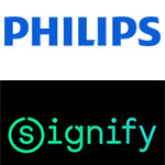 Philips Lighting Becomes Signify