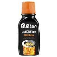 Buster Ultra Power Kitchen Plughole Unblocker 200g
