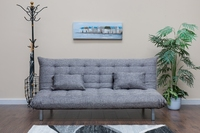 Nova Light Grey Sofabed