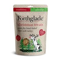 Forthglade Dog Treats Christmas 150g x 7