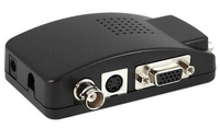 VGA to AV/BNC Converter