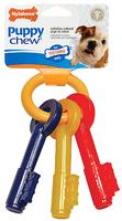Puppy Flexible Teething Keys - Small x 1