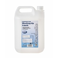 Washing Up Liquid (10%)-Sechelle-(5lt)