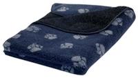 Danish Design Fleece Blanket Navy Small x 1