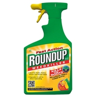 ROUNDUP FAST ACTION TOTAL READY TO USE WEEDKILLER 1.2 LITRE PLUS 20% EXTRA FREE