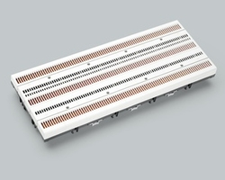 The new CrossBoard system from Wohner is safety and simplicity all in one box.