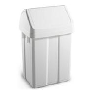 plastic swing bin