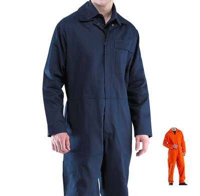 Click Flame Retardant Boilersuit