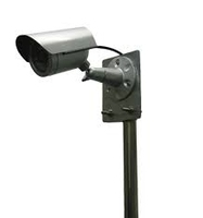 CCTV Pole Mount Camera Bracket