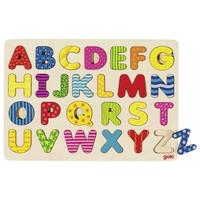 Wooden Jigsaw Puzzle - Alphabet