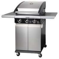 Outback Memphis 3 Burner BBQ & Regulator
