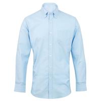 Premier Long Sleeve Shirt Light Blue